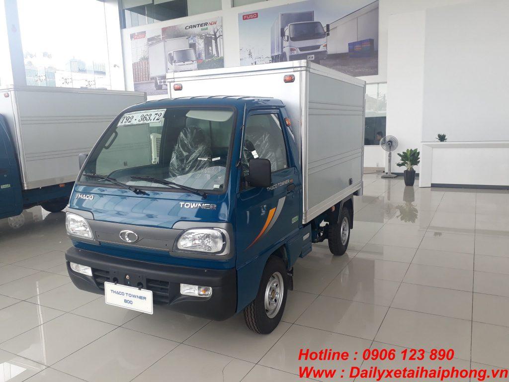 Bán xe tải Thaco Towner 800 tại Hải Phòng