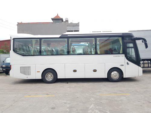 Bán xe khách 29 chỗ Trường Hải tại Hải Phòng